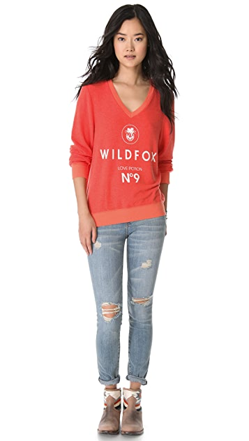 Wildfox Wildfox #9 Baggy Beach Sweater