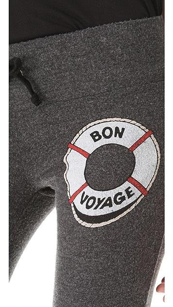 Wildfox Bon Voyage Bottoms