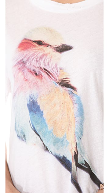 Wildfox Bright Wing Tee