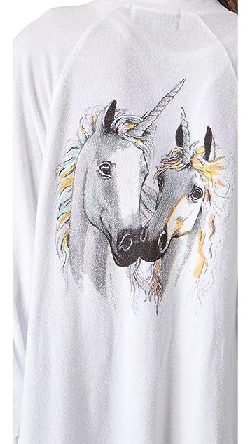 Wildfox Magical Friends Robe