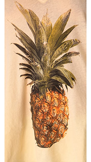 Wildfox Pineapple Dreamer Tank