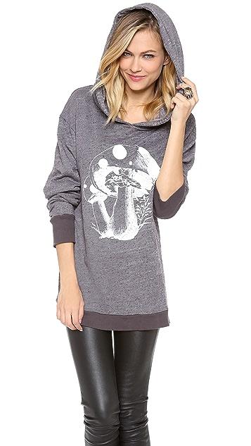 Wildfox Magic Mushroom Hoodie