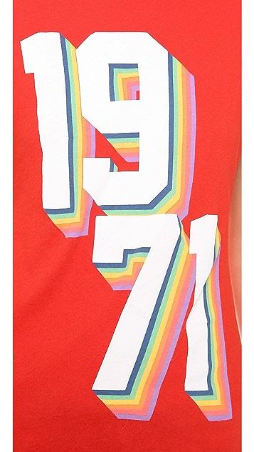 Wildfox Rainbow '71 Tee