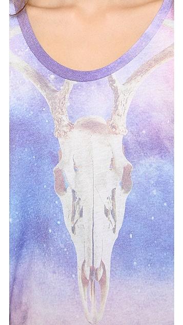 Wildfox Desert Dreamer Long Sleeve Top