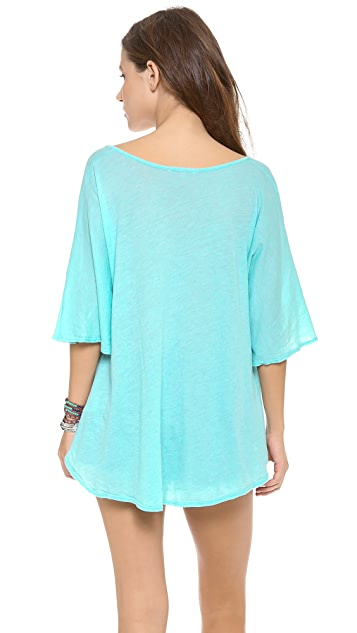 Wildfox Born on the Beach Tunic