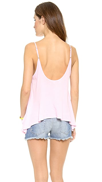 Wildfox Shell Bra Cami