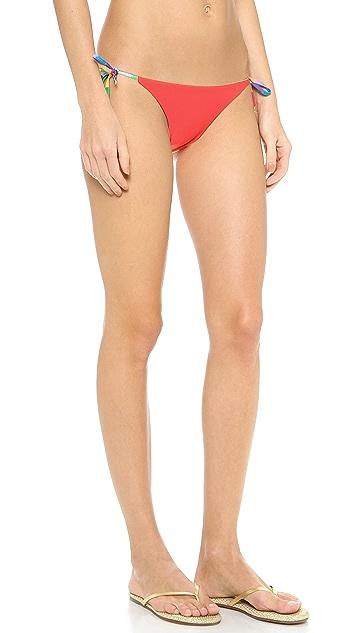 Wildfox Reversible String Bikini Bottom
