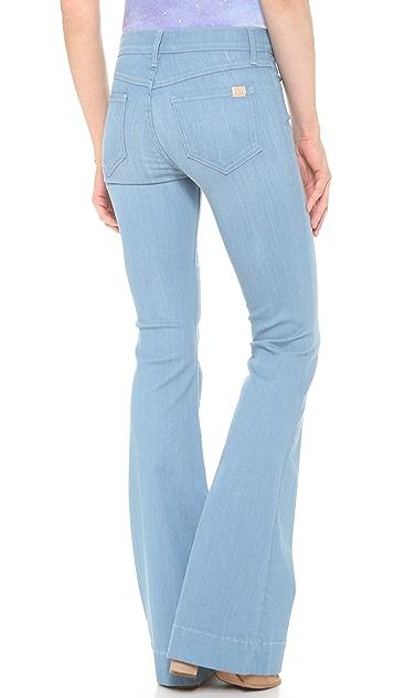 Wildfox Farrah High Rise Flare Jeans