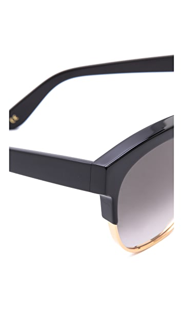 Wildfox Clubfox Sunglasses