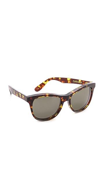 50c062a18a35e Wildfox Catfarer Sunglasses
