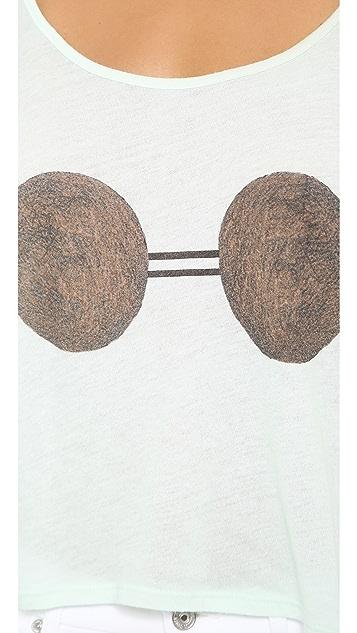 Wildfox Coconuts Canyon Tank