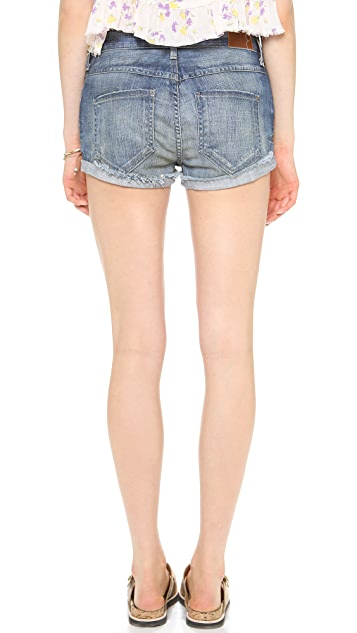 Wildfox Michelle Boyfriend Shorts
