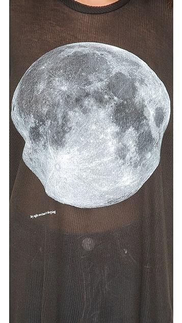 Wildfox Blue Moon T-Shirt