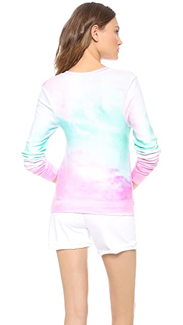 Wildfox Heaven Baggy Beach Sweatshirt