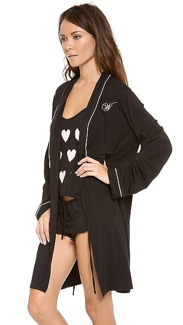Wildfox L'Amour Robe