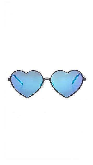 Wildfox Lolita Deluxe Sunglasses
