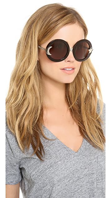 Wildfox Luna Sunglasses