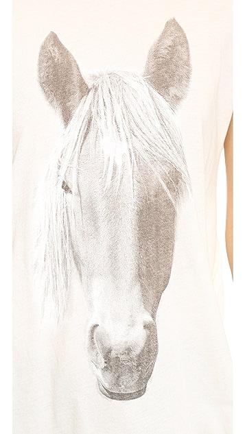 Wildfox Horse Tee