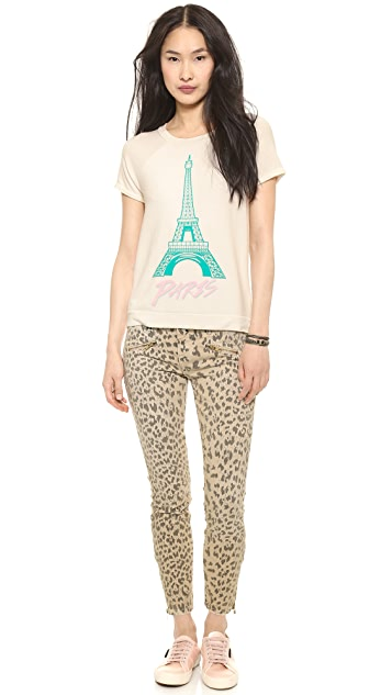 Wildfox Paris Tourist Tee