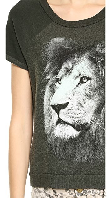 Wildfox Magic Lion Tee