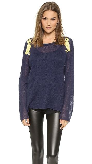 Wildfox Ducklings Sweater