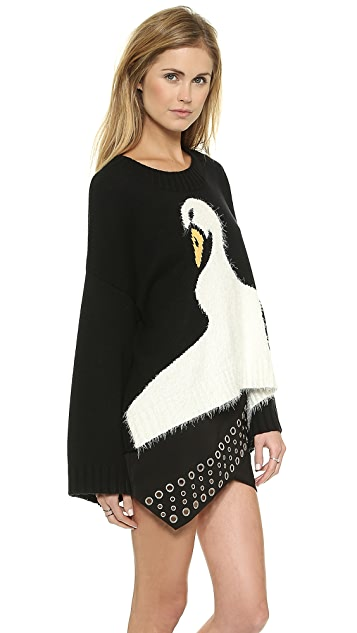 Wildfox Swan Dive Sweater