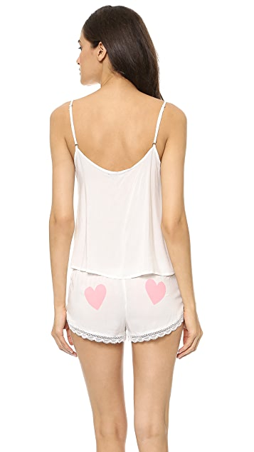 ... Wildfox Love Is Everything Pajama Set ... a3931b285