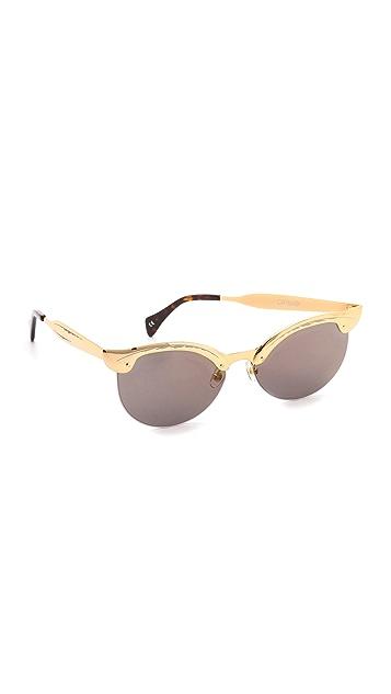 f9f53d32de Wildfox Crybaby Deluxe Sunglasses