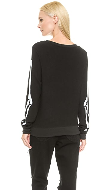 Wildfox Inside Out Sweatshirt