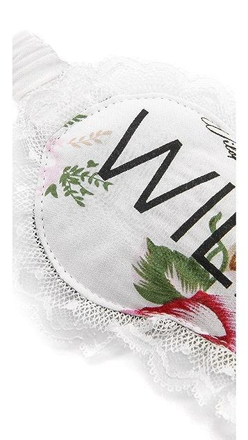 Wildfox Lovers Bouquet Sleep Mask