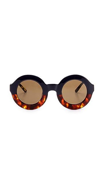 Wildfox Twiggy Factory Sunglasses