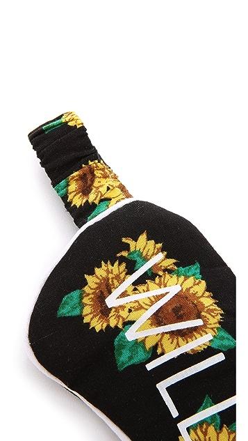 Wildfox Contempo Sunflower Eyemask