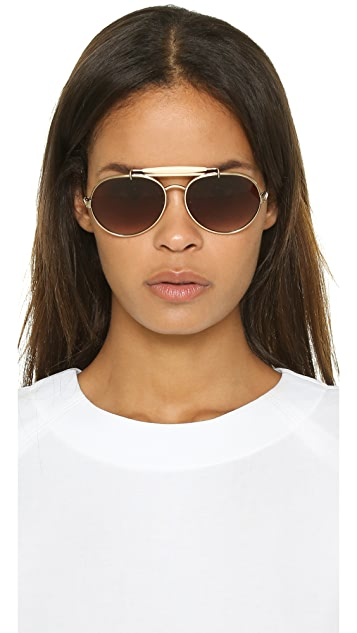Wildfox Goldie Sunglasses