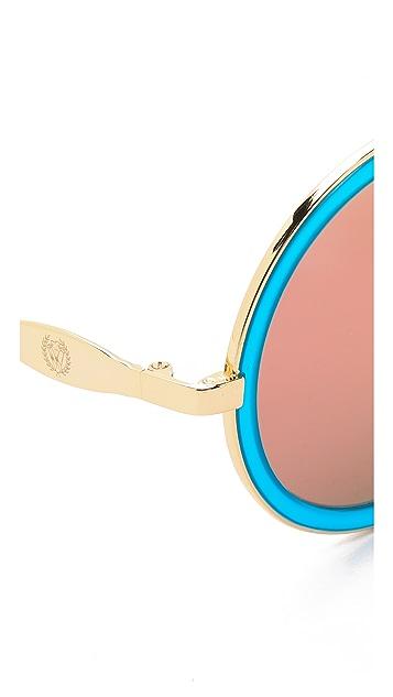 Wildfox Winona Deluxe Sunglasses