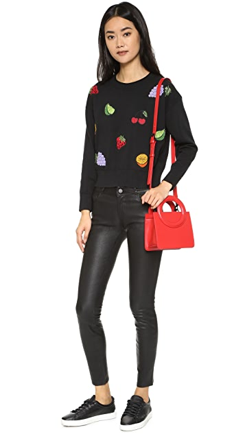 Wildfox Fruity Fader Charlotte Sweater