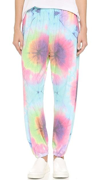 Wildfox Unicorn Dye Easy Sweats