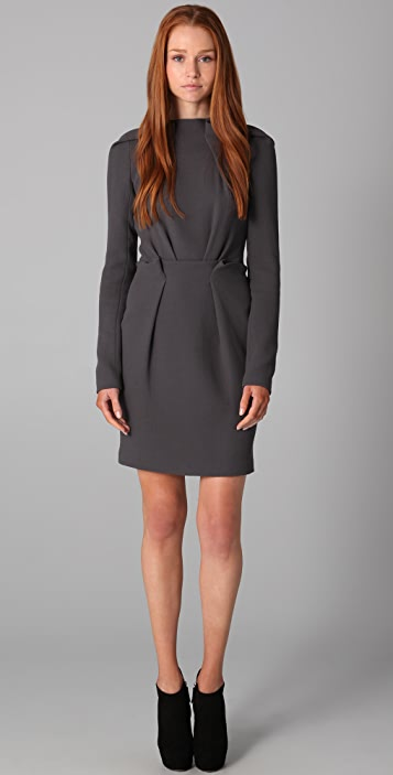 Willow Double Tuck Dress