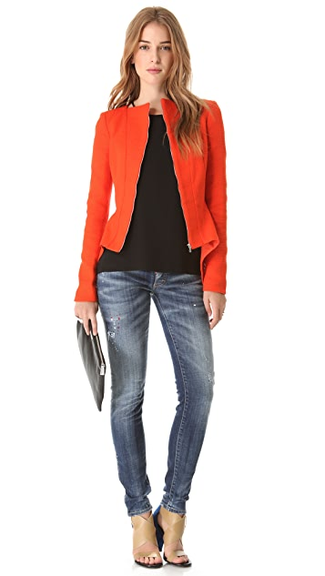 Willow Paneled Jacket
