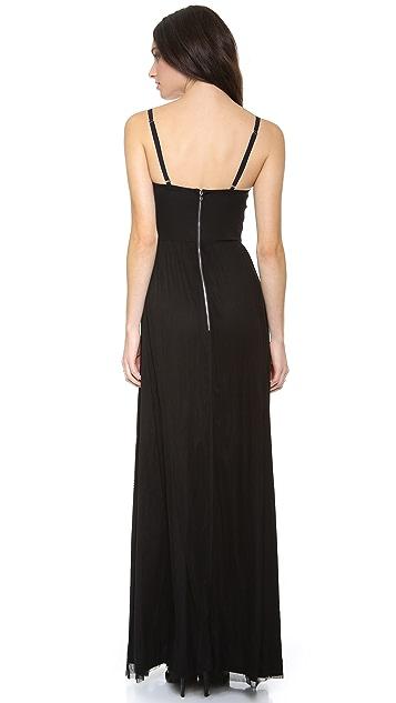 Willow Corset Mesh Dress
