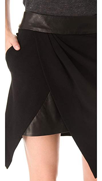 Willow Tuck Skirt