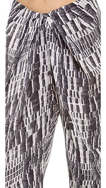 Willow Draped Pants