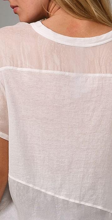 Wilt Tissue Jersey Combo Pocket Tee