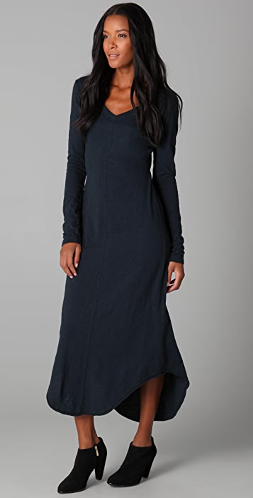 Wilt V Neck Maxi Dress