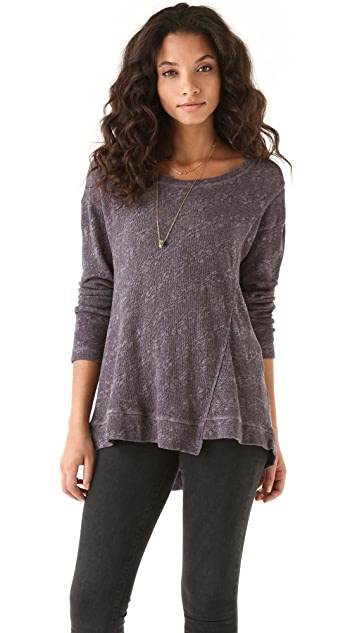 Wilt Twist Boxy Sweater