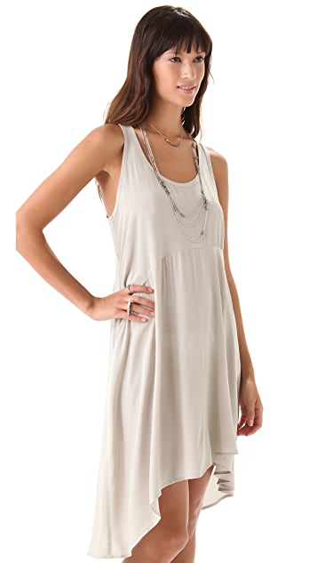 Wilt Dart Tank Dress