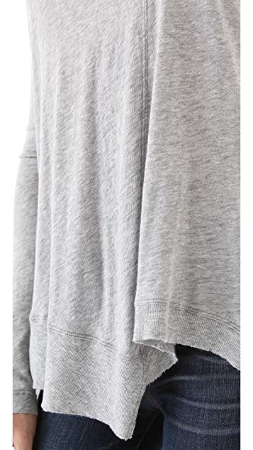 Wilt Twisted Slouchy Tee