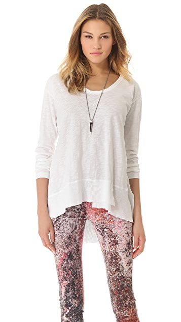 Wilt Mixed Slouchy Tee