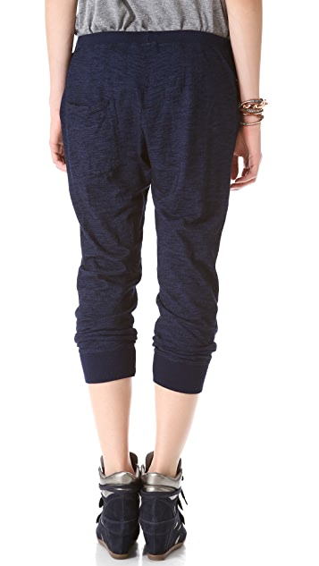 Wilt Dark Wash Crop Pants