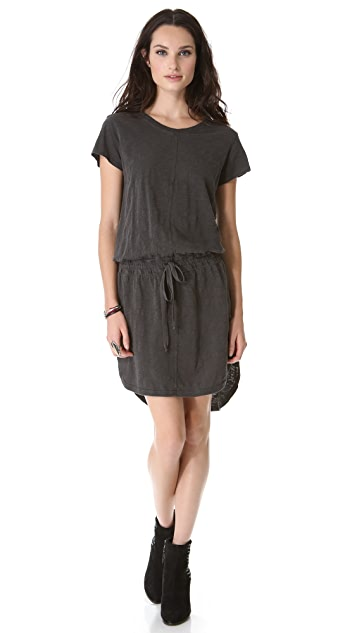 Wilt Drawstring T-Shirt Dress