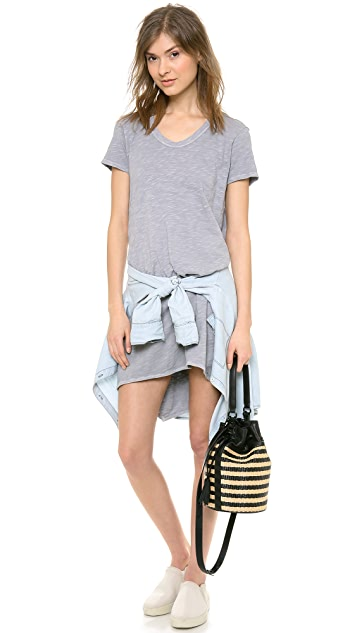 Wilt Shrunken BF Tee Dress